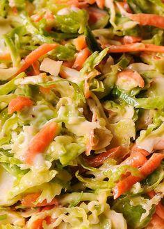 zesty coleslaw