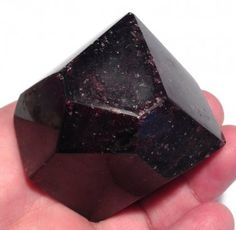 "Large 2.5"" Red Garnet Isis Face Crystal Specimen Activate Kundalini Personal power stones crystals"