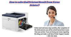 This presentation represents the method and tips how to solve bad printout result from Xerox printer. If you are facing any issues regarding this presentation,… Printer, Presentation, Canada, Teaching, Number, Face, Tips, How To Make, Blog