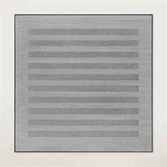 Artsy Loch — Agnes Martin acrylic and graphite on canvas Arthur Dove, Hard Edge Painting, Agnes Martin, Ellsworth Kelly, Minimalist Painting, Abstract Painters, Abstract Art, Op Art, Art Blog