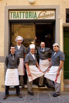 A history lesson @ Sostanza [il Troia] | The Curious Eater