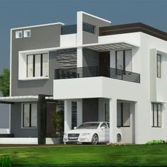 House Designed By Squaredrive Livingspaces Contemporary Design House Construction Architecture
