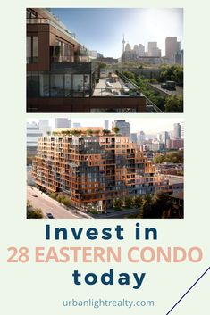 This is your opportunity if you are thinking about real estate investing in Toronto. The latest pre construction condo project launch in the east end of Toronto downtown. Starting from mid $500k's and around $1,000 a ft, this is a great opportunity for first time home buyers or first time investors.Grab the price list and floor plans and decide if this is the investment for you! First Time Home Buyers, Price List, Real Estate Houses, Real Estate Investing, Real Estate Marketing, Investors, Personal Finance, Ontario, Opportunity