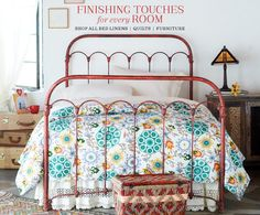 Paint The Iron Bed