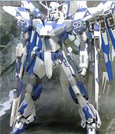 RX-0093 Hi-v Glint Gundam Papercraft, Hanukkah, Paper Crafts, Crows, Ravens, Robots, Rally, Awesome, Passion