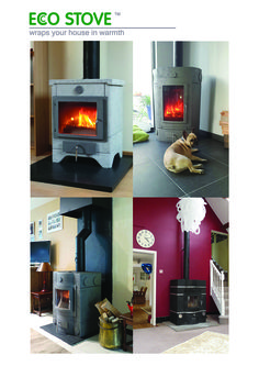 4 of our Stoves happily installed in customers homes.. Can you tell which model is which?