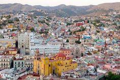 The 10 most colorful places: Guanajuato, Mexico