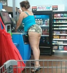 45 Funny Pics Of Most Ridiculous People Of Wal-Mart - Page 38