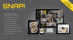 New WordPress Theme - Snap!