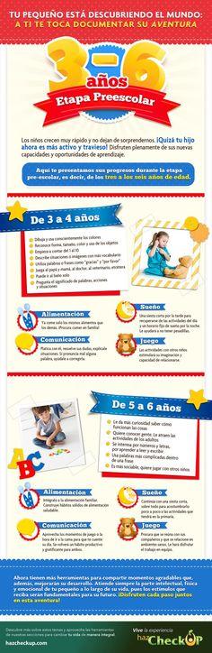 Realiza actividades acordes a la edad de tu hijo, será de provecho para desarrollar habilidades psicomotoras