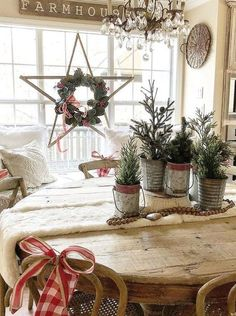 Looking for for inspiration for farmhouse christmas tree? Check this out for cool farmhouse christmas tree images. This cool farmhouse christmas tree ideas seems to be absolutely fantastic. Noel Christmas, Winter Christmas, All Things Christmas, Christmas Crafts, Christmas Design, Snowman Crafts, Christmas Lights, Christmas Hallway, Christmas Wreaths