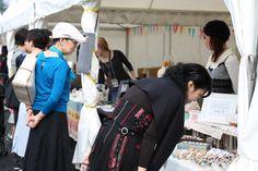 TDW x Creema Handmade market @TOKYO DESIGNERS WEEK 2014