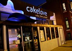 Washington, DC--This is a wonderful bakery and cake shop at U street NW. It is very close to my house. The city lacks places for pastries or nice cakes. So Cakelove and its branches are a blessing