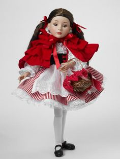 What Big Eyes You Have | Tonner Doll Company