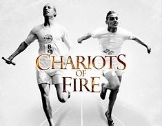 Chariots of Fire~ the real Eric Liddle (l) and Harold Abrahams (r).