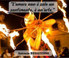 """""""L'amore non è soltanto un sentimento, è un'arte. E, come qualsiasi arte, non è sufficiente l'ispirazione, ci vuole anche molto impegno."""" (Paulo Coelho) Condividi?....  #frasimotivazionali"""