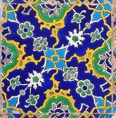 Las palabras mágicas: Lately in love with: Turkish Izmir tiles in Istanbul Islamic Motifs, Islamic Tiles, Laser Art, Tile Art, Elementary Art, Tile Design, White Ceramics, Google Images, Mosaic