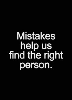 How many mistakes do we have to go through??