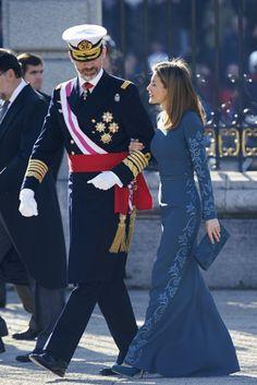 Felipe and Letizia of Spain