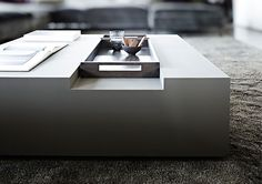Chic coffee table  #chic #modern