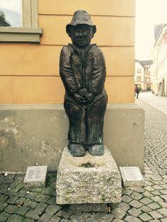 """""""Seebrünzlar"""" Bregenz Innsbruck, Salzburg, Vienna, Austria, Statue, Bregenz, Linz, Ad Home, Sculptures"""