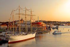 Gothenburg Harbor, Gothenburg, Sweden