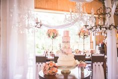 Whimsical and Romantic Wedding Ideas via TheELD.com - Up the Creek Farms styled shoot.