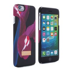 e41247e40 Ted Baker SS16 Back Shell Case for the Apple iPhone 6   6S - Stencilled Stem