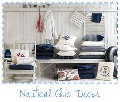 classic coastal style | Nautical Style