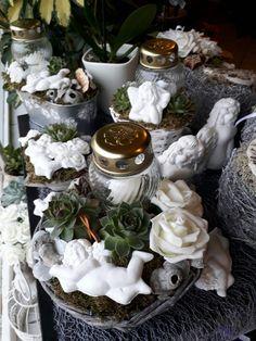 Cemetery, Funeral, November, Creative, Decor, Saints, Garden, Christmas Crafts, Xmas