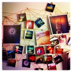 Displaying Your Hipstamatic Prints at Home