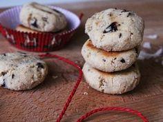 Kokosové keksíky Deda Mráza Zumba, Bagel, Pilates, Great Recipes, Muffin, Bread, Cookies, Breakfast, Fit