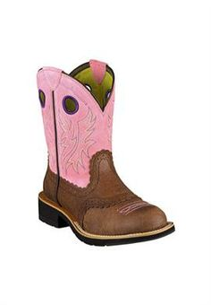 Tin Haul Tie Dye Ladies Boot. Available at Frontier Western Shop ...