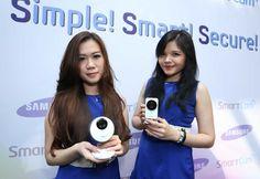 Professtama Tawarkan Samsung SmartCam untuk Awasi Buah Hati - InfoKomputer Online