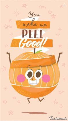New funny wallpapers emoji products Ideas Funny Food Puns, Food Jokes, Punny Puns, Cute Jokes, Food Humor, Love Puns, Funny Love, Funny Illustration, Illustrations
