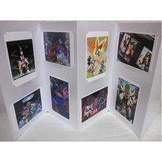 Pokemon Center 2012 Game Freak Artworks Set of 8 Postcards