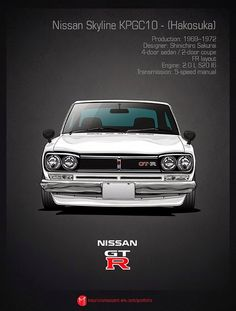 To know more about NISSAN CEDRIC WAGON Mark 1 - visit Sumally, a social network that gathers together all the wanted things in the world! Featuring over 999 other NISSAN items too! Gt R, Auto Retro, Retro Cars, Classic Japanese Cars, Classic Cars, Nissan Skyline Gtr, Japan Cars, Transporter, Jdm Cars