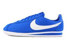 Nike Classic Cortez Nylon Royal Blue White - my 1st pair of Nikes