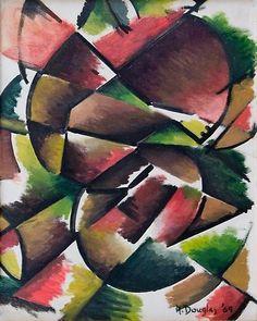 Aaron Douglas - Artists - Berry-Hill Galleries