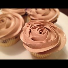 Nutella Swiss Buttercream Frosting