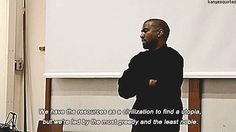 He's all about finding utopia. | Kanye West Running For President | POPSUGAR Celebrity Photo 7