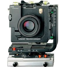 Linhof 6x9cm Technikardan 23S Camera 000107 B&H Photo Video