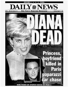 Daily News front page dated August 31 Headlines: DIANA DEAD , Princess. boyfriend killed in Paris paparazzi car chase , Princess Diana and Dodi Al-Fayed Get premium, high resolution news photos at Getty Images Princess Diana And Dodi, Princess Diana Death, Princess Diana Photos, Newspaper Front Pages, Newspaper Article, Old Newspaper, Daily News Newspaper, Lady Diana, Diana Spencer