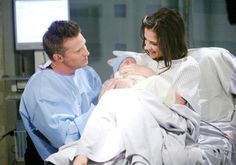Jason, Sam & Baby...just the way it should be