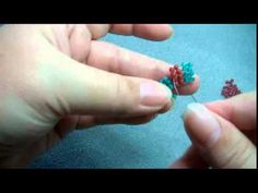Intro to Herringbone Beading Stitch Tutorial, Part 2