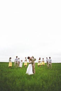 my co workers amazing wedding photos... sooo jealous! :) congrats!