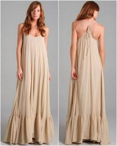 .cute long summer dresses accentuate lovely features, and it can help you hide the not-so-beautiful ones as well.