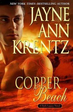Copper Beach      (Dark Legacy, book 1)    by    Jayne Ann Krentz