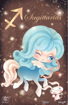 little Centaur Sagittarius!