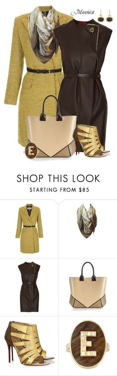 """""""Untitled #742"""" by radi-monika ❤ liked on Polyvore featuring Paul Smith, L.O.V Project, Lanvin, Givenchy, Christian Louboutin and Carolina Bucci"""